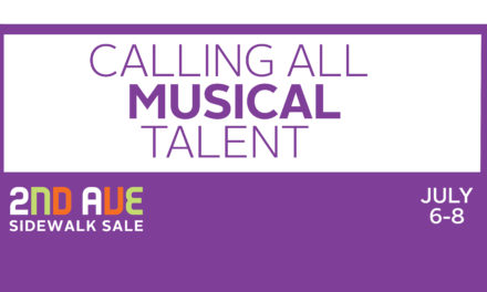 Calling All Musical Talent!