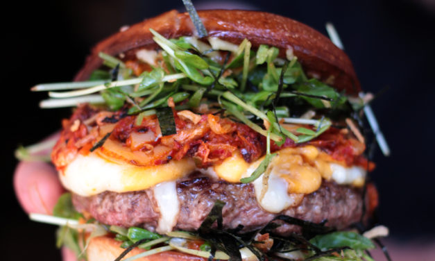 Le Burger Week – Sticks & Stones