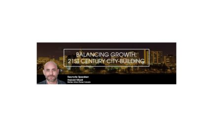 BALANCING GROWTH: 21ST CENTURY CITY-BUILDING