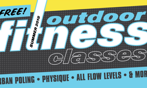 FREE Outdoor Fitness in Kiwanis Park