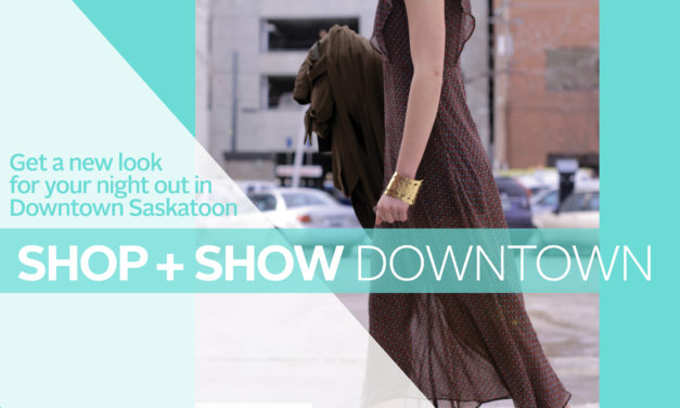 SHOP + SHOW DOWNTOWN | **WIN COLTER WALL TICKETS**