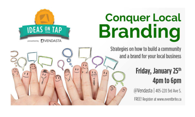Ideas on Tap: Conquer Local Branding