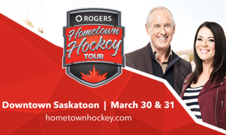 Rogers Hometown Hockey – Saskatoon