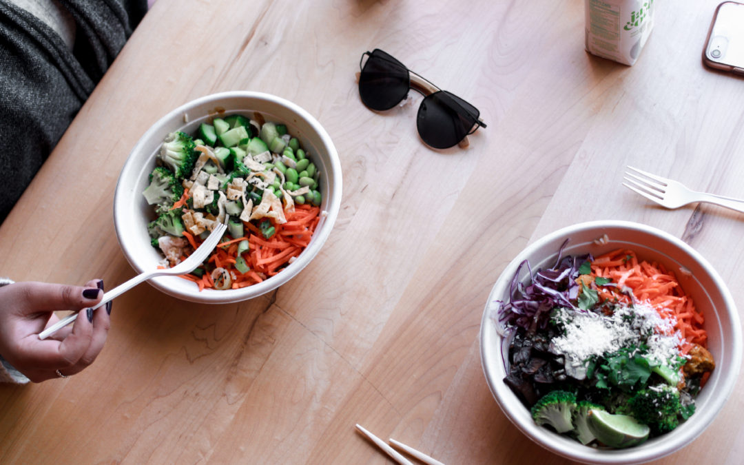 Hot Tips for a Quick Lunch Downtown
