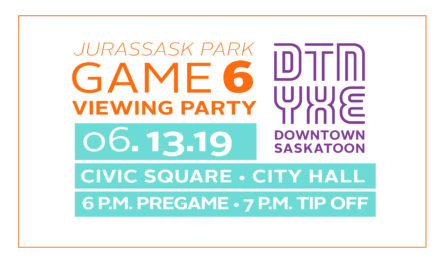JurasSask Park Game 6 Viewing Party
