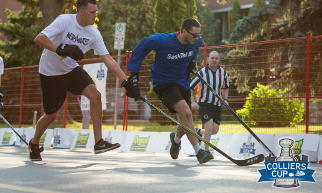 Colliers Cup Charity Street Hockey Tournament