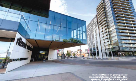 DTNYXE's Brent Penner Speaks To River Landing in YXE Living Magazine