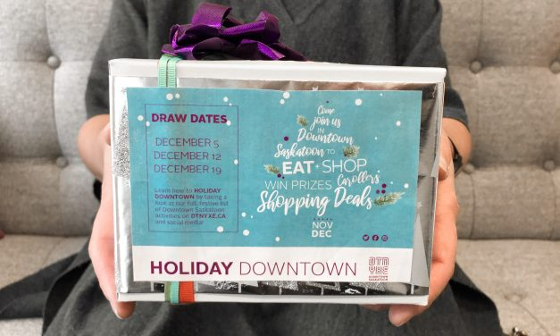 HOLIDAY DOWNTOWN PRIZE GIVEAWAYS!
