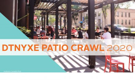 *GIVEAWAY* DTNYXE Patio Crawl!