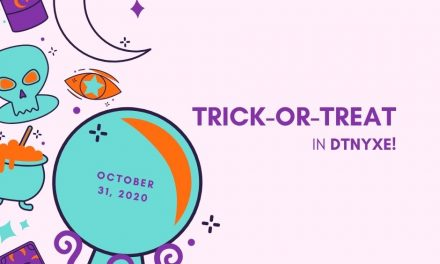 TRICK-OR-TREAT IN DTNYXE!