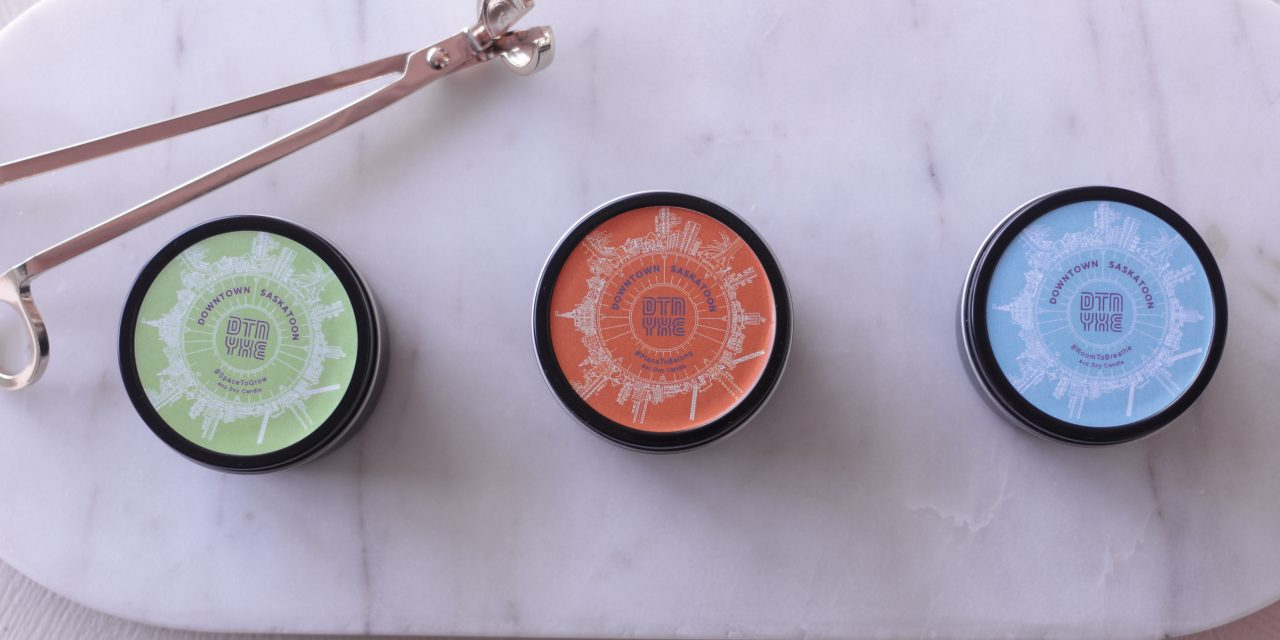DTNYXE Collaborates with Charlow for Candles!